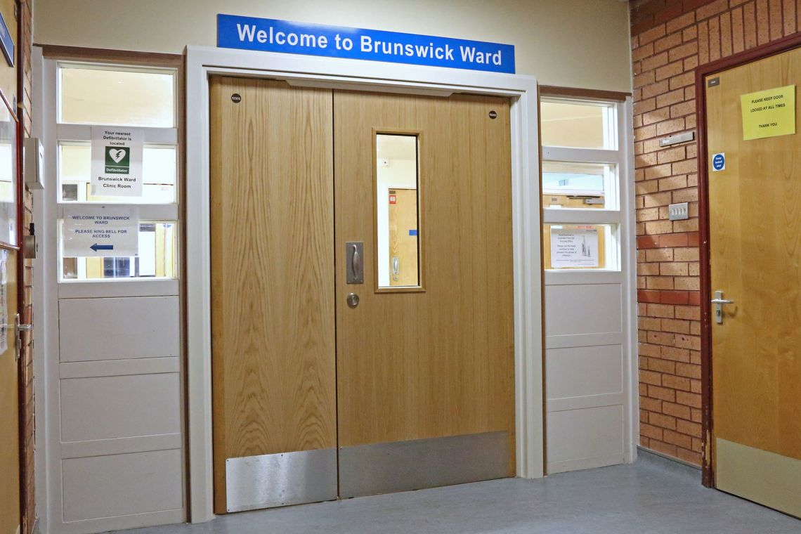 BRUNSWICK WARD, MERSEY CARE NHS FOUNDATION TRUST