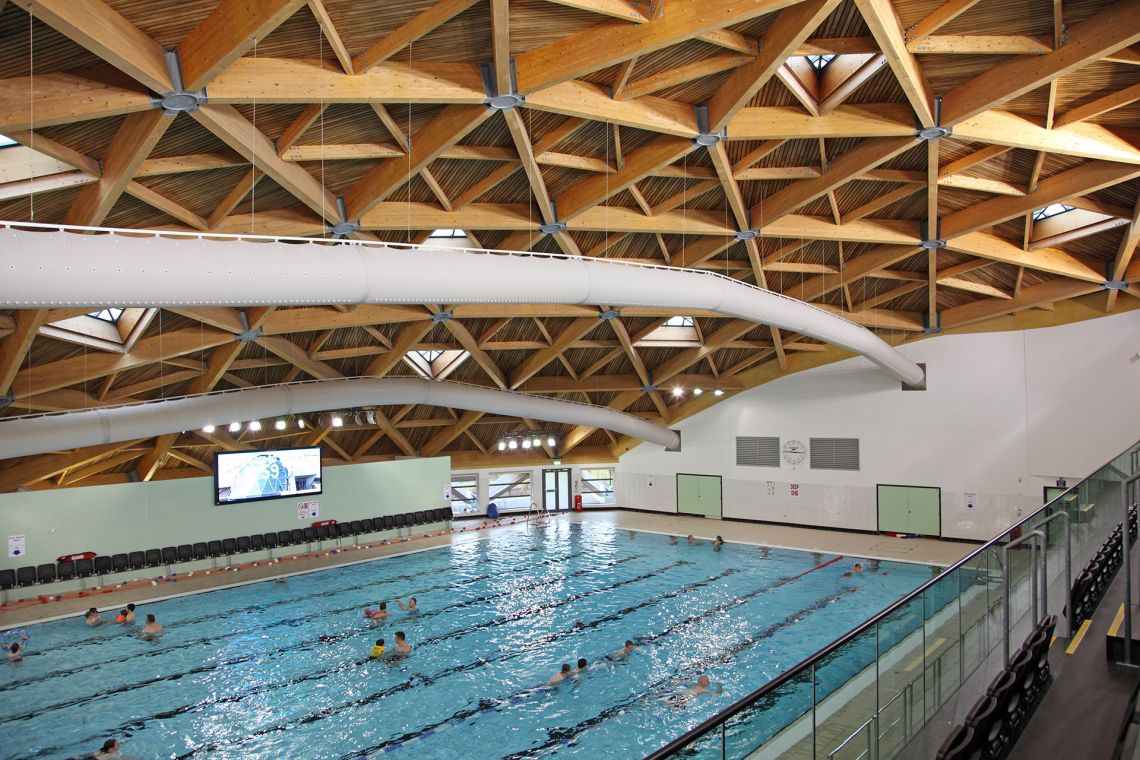 The Pods Leisure Centre