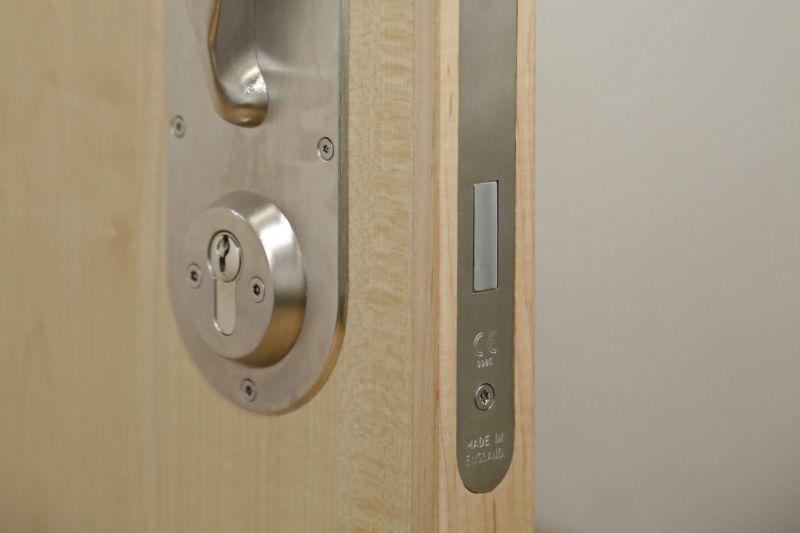 Mechanical 5-way SOS lockset (PR3S)