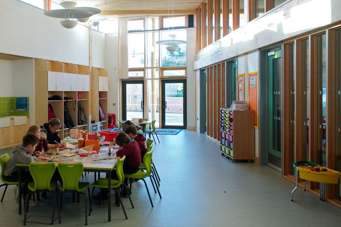 CWM IFOR PRIMARY SCHOOL